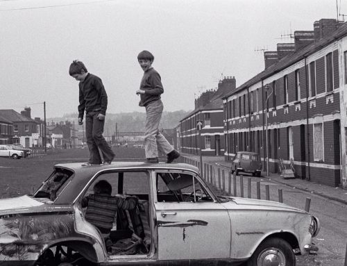 A Different Country | Robin Weaver's Images of South Wales in the 1970s.