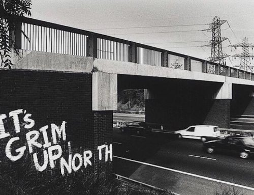 Anarchists & Underdogs | Images of Social & Political Graffiti in the UK.