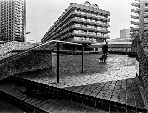David Hoffman's Images of The Barbican Estate, 1975.