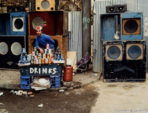 David Hoffman's Images of Notting Hill Carnival, 1979.