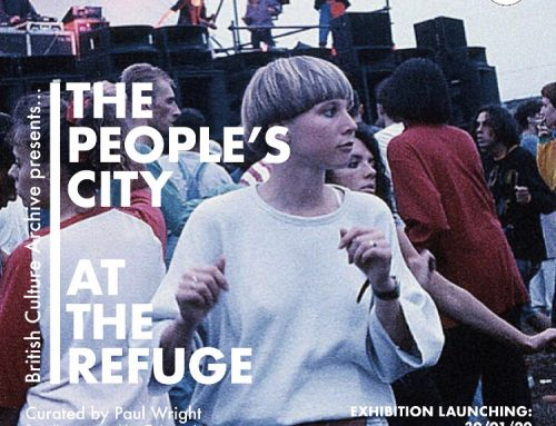 Exhibition | The People's City at The Refuge, Manchester.