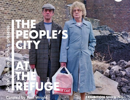 The People's City | A celebration of Life in the North West of England, 1980s-90s.
