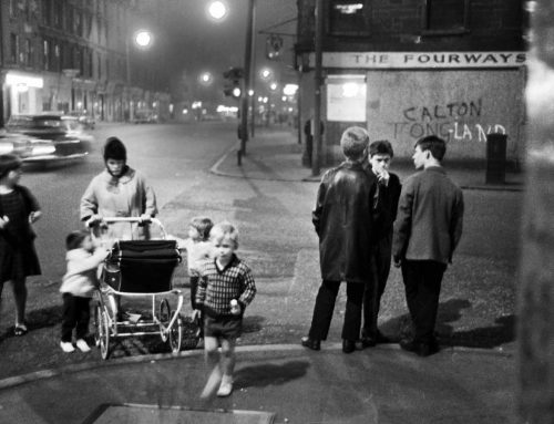 Jürgen Schadeberg's Images of working class Glasgow in the 1960s