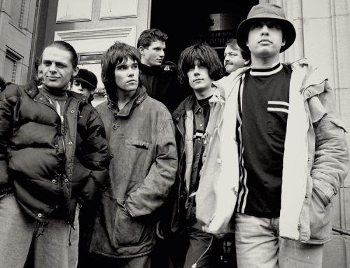 The Stone Roses | Wolverhampton Magistrates' Court, 1990