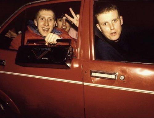 Tony Davis | Images of The Midlands Rave Scene 1990s.