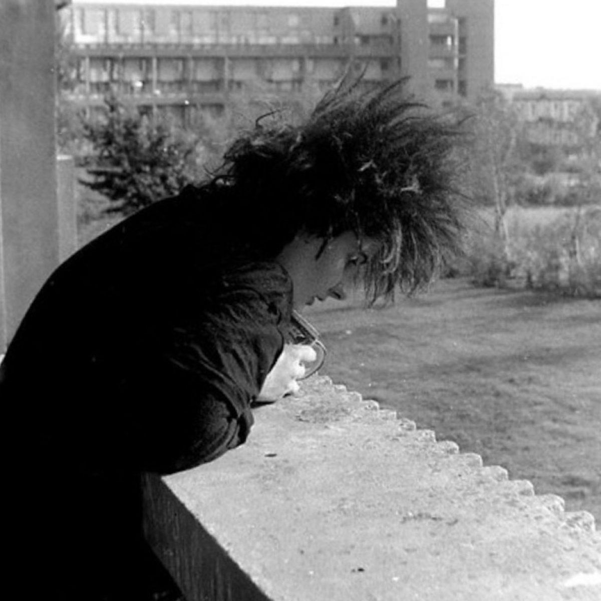 John Nash Crescent. Hulme, 1980s. Photo © Adam T. Burton.