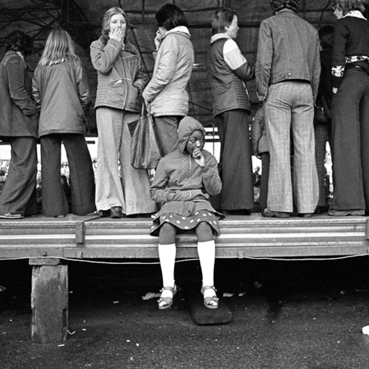 Bolton Fairground, 1970s.