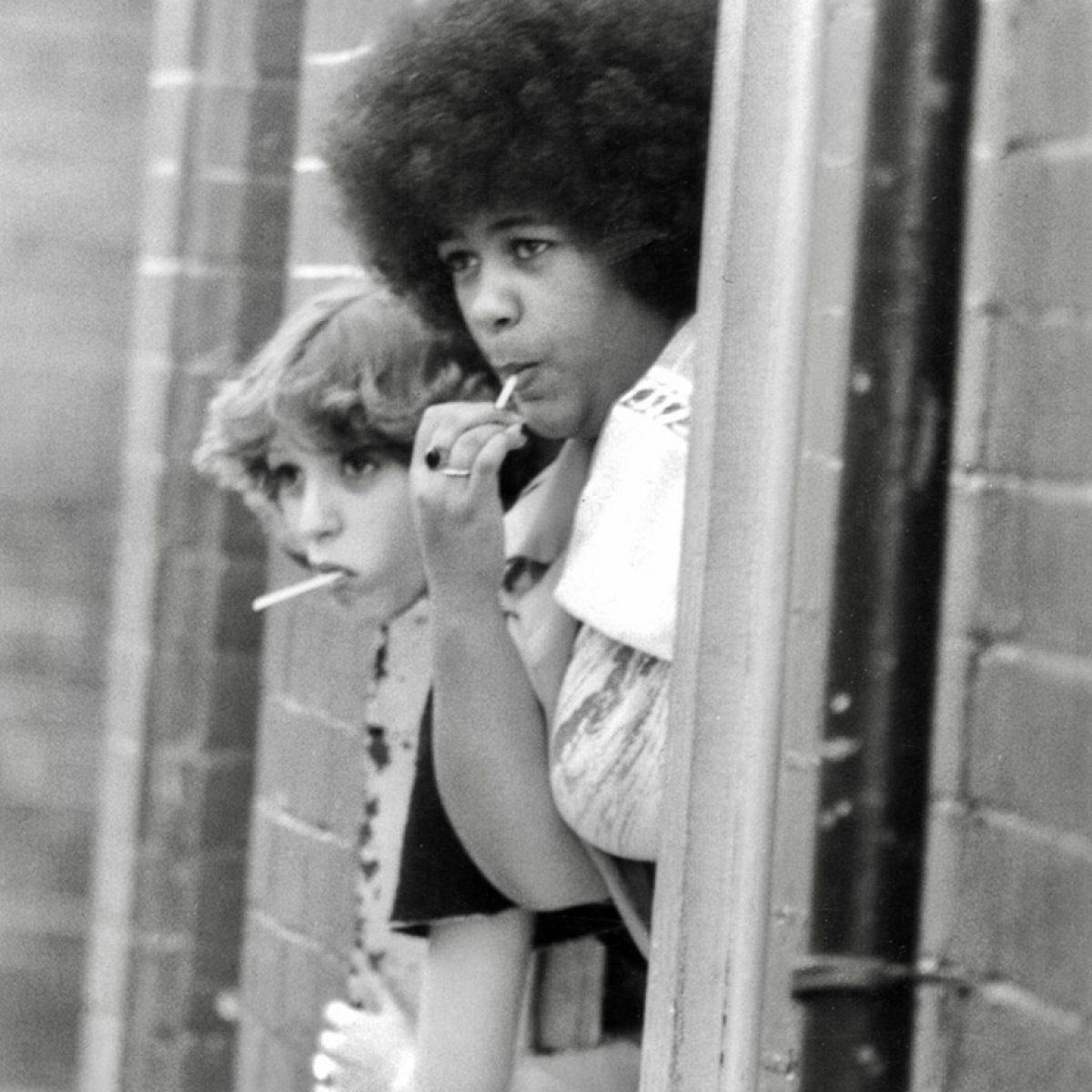 Moss Side Girls, 1978.