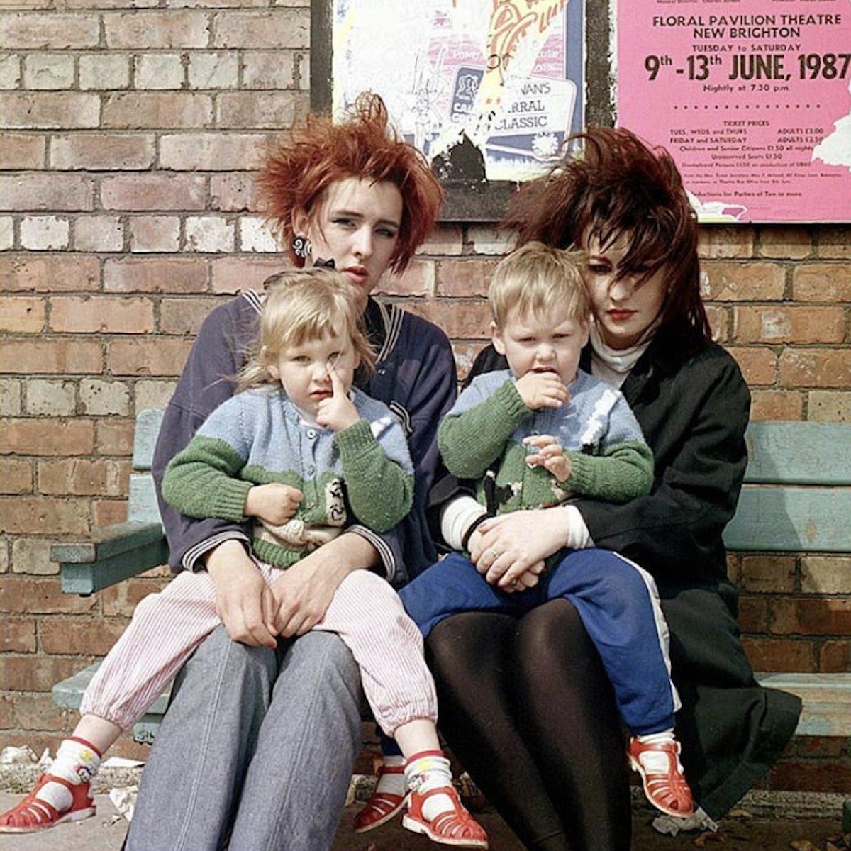 New Brighton, 1987.