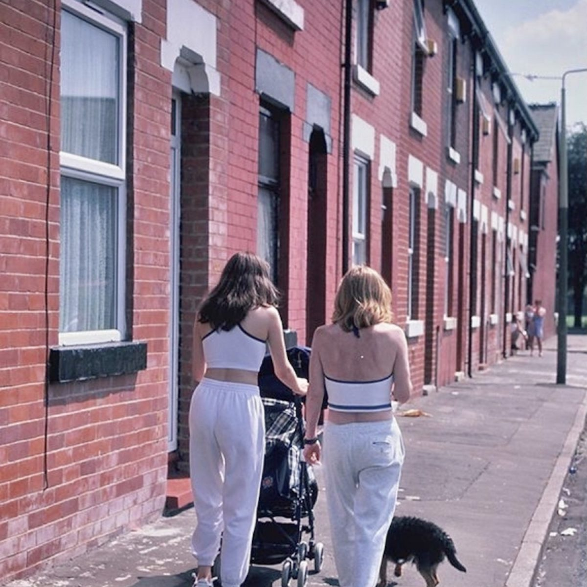 Photo of Clayton, Manchester, 2000.
