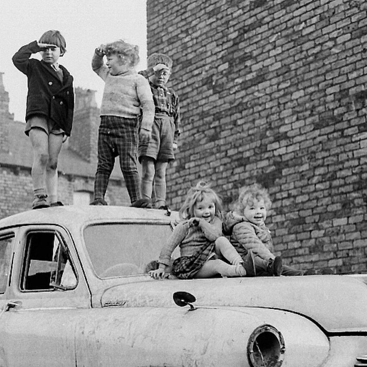 Salford, 1960s.