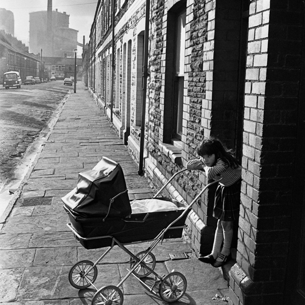 Splott, Cardiff, 1975